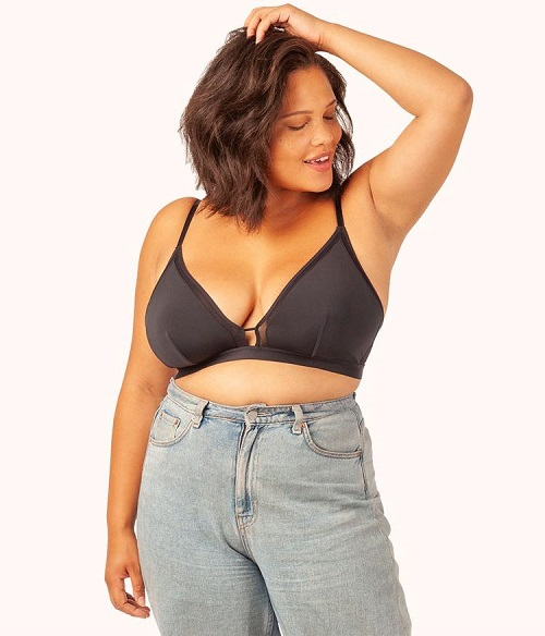 6e669e88010c4 Lively Just Debuted Their Bestselling Busty Bralette In A Size 3 ...