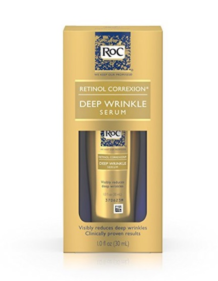 best drugstore wrinkle serum