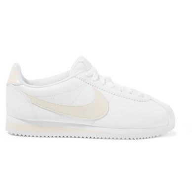 2218c8ddcec2 NIKE Classic Cortez paneled leather sneakers ( 42