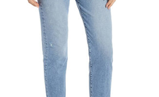 The New Denim Trend That's Going To Be Everywhere--It's SO Flattering!