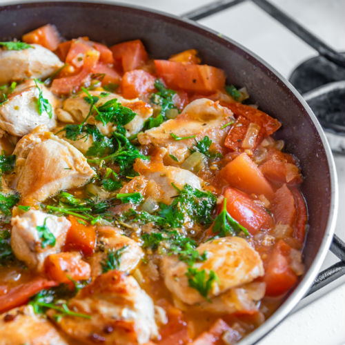 5 Fat-Burning Chicken Crock-Pot Recipes That Help You Get A Flat Stomach Fast