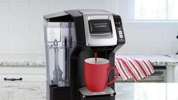 We're Giving Away A FlexBrew Coffee Maker From Hamilton Beach
