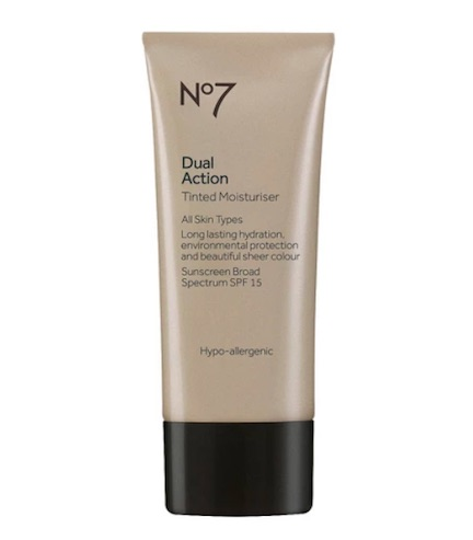 best drugstore tinted moisturizer for mature skin