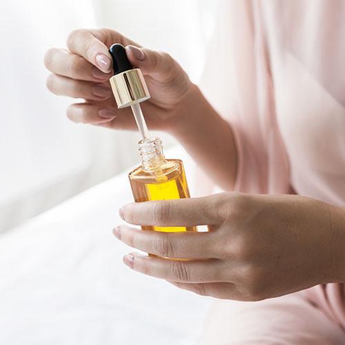 best drugstore face serum for dark spots