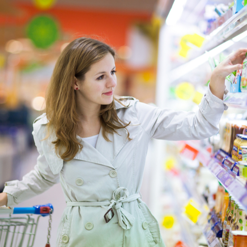 The One 'Low-Calorie' Food You Should Stop Buying From The Grocery Store If You're Trying To Lose Weight