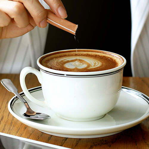 The One Scary Reason You Should NEVER Add Sweetener To Your Coffee
