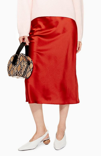 official images elegant shape discount collection The Skirt That EVERYONE Is Buying For Winter Is Only $55 At ...