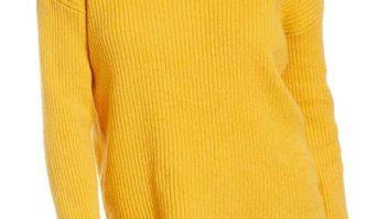 This $29 Sweater Is So Soft And Cozy--Plus, It's Selling Like Crazy At Nordstrom Right Now