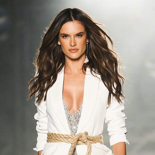Alessandra Ambrosio's Newly Released Topless Photos Might Be Too Hot For Instagram!