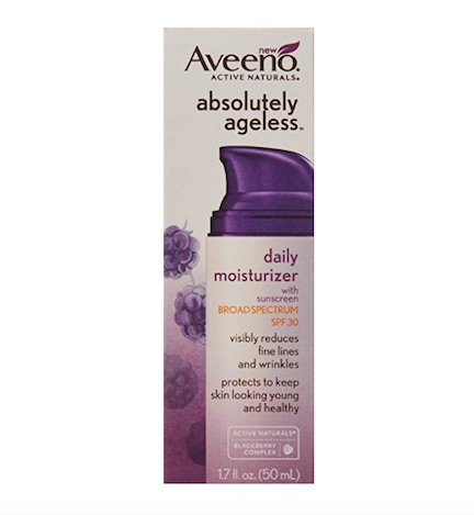 best SPF anti-aging moisturizer