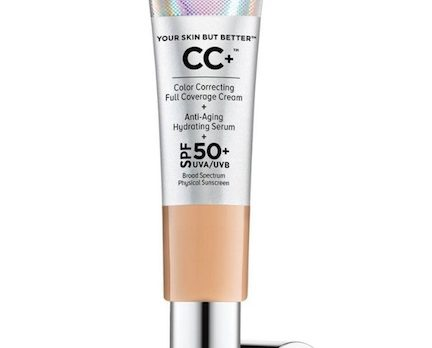 This CC Cream Is Selling Out At Sephora Because It Makes You Look 10 Years Younger