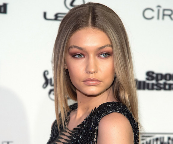 Gigi Hadid's Looks SO Good In This Sexy Gold Mini Dress, It Will Leave You Speechless!