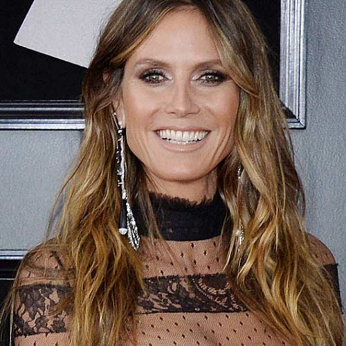 Heidi Klum Hasn't Worn Lingerie THIS Sexy Since Her Victoria's Secret Days–See The Pics!