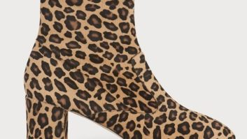 On The Hunt For Leopard Print Booties? Check Out The Ones We're Loving Right Now