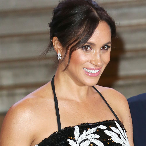 Meghan Markle Looks Like She's About To Pop–The Baby Will