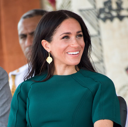 We Can't Believe How BIG Meghan Markle's Baby Bump Has Gotten—See The Pics!