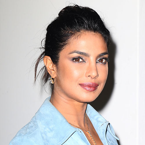 Priyanka Chopra's Plunging V-Neck Dress Is Going To Make You Do A Double Take--See The Pics!