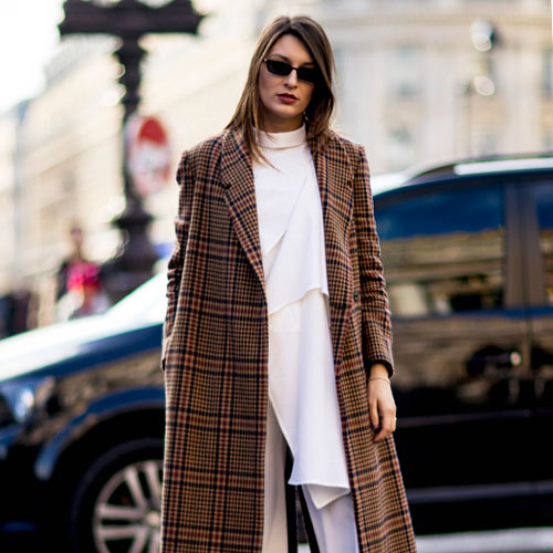The Coat Everyone Will Be Wearing This Winter (& It's Not Puffers!)