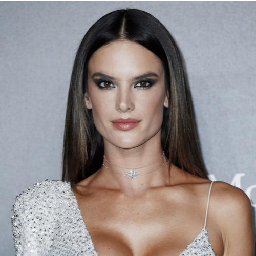 Only Alessandra Ambrosio Can Pull Off A Thong Bikini Like THIS--Her Butt Looks Incredible!