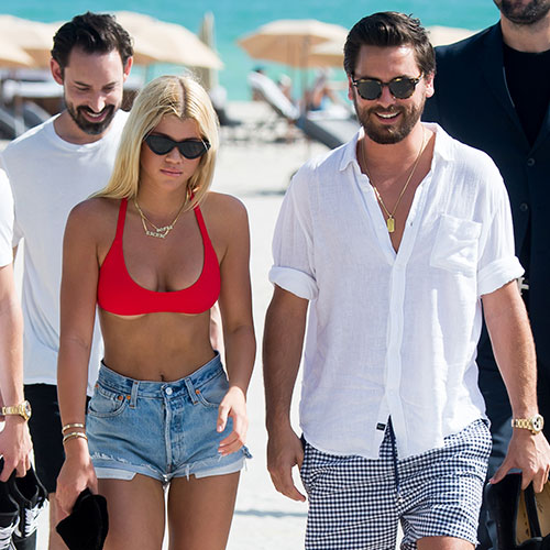 You HAVE To See The Engagement Ring Scott Disick Just ...