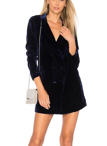 993580e600e L Academie The Military Dress ( 198). shop now · H ours X Yovanna Ventura  Amanda Blazer Mini ...