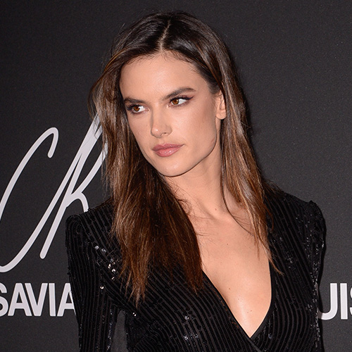 Alessandra Ambrosio's Bikinis Keep Getting Smaller And Smaller--We Can't Get Over How Hot She Looks!
