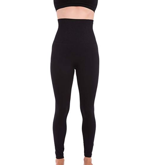3e55be5b7a2b2 Homma Premium Thick High Waist Tummy Compression Slimming Leggings ($19.50)