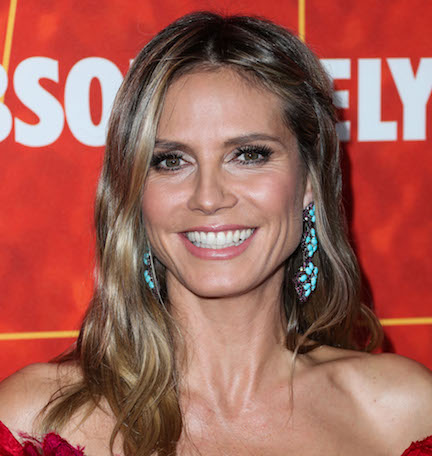 Confirm. join See through heidi klum nude right!