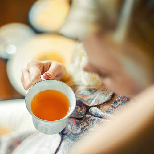 The One Anti-Inflammatory Hot Drink You Should Have Every Day If You Want A Faster Metabolism To Burn Fat