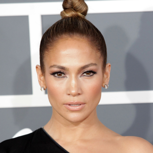 Jennifer Lopez's Curves Look UNBELIEVABLE In This Skin Tight Bodysuit--See The Pics!