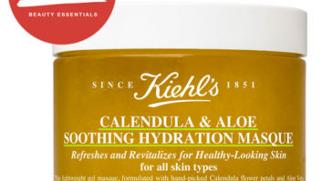 Winter Redness And Irritation Are No Match For This Soothing New Kiehl's Masque