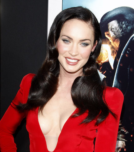 Megan Fox Just Dyed He...
