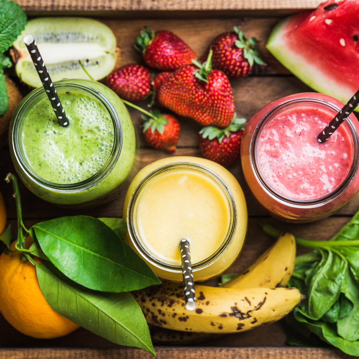 The One Metabolism-Boosting Smoothie That Burns Calories And Fat Fast, According To Nutritionists