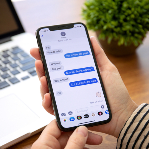 This Is The Worst Mistake You Can Make When Sending An iMessage On Your Phone