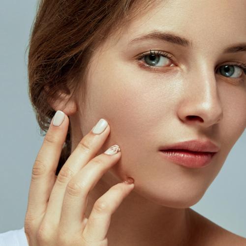 brightening serum for aging skin