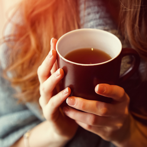 The One Tea You Should Be Drinking Every Morning For Weight Loss Over 40, According To Experts