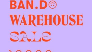 ban.do's Warehouse Sale Is Back--Save Up To 80% For A Limited Time Only!
