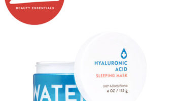 This $10 Bath & Body Works Mask Totally Revitalizes Your Skin While You Sleep