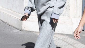 We Never Thought We'd See Sweatpants Worn Like THIS—But Now It's A Huge Trend!
