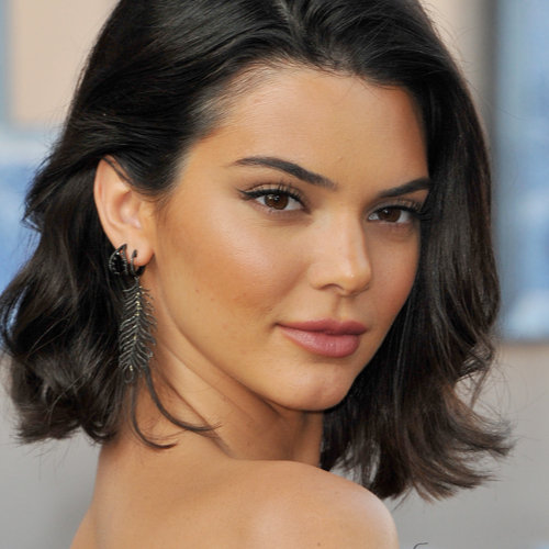 We Can't Believe Kendall Jenner Showed This Much Skin On The Red Carpet--Her Dress Is Too Hot For Words!
