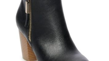 Kohls Just Put The Most Perfect Ankle Boots On Sale For $27