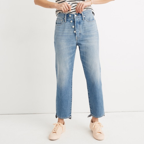 This New Madewell Denim Collab Is *So* Cool