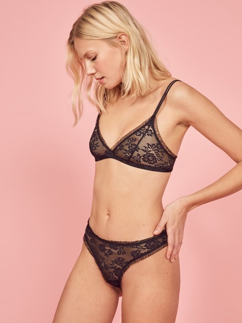 5dd664766ef Prepare To Swoon  Reformation Teamed Up With Cosabella On Lingerie ...