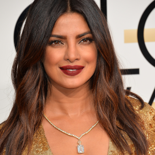 Priyanka Chopra Is Busting Out Of This Outfit--It Might Be The Sexiest Thing She's Ever Worn!