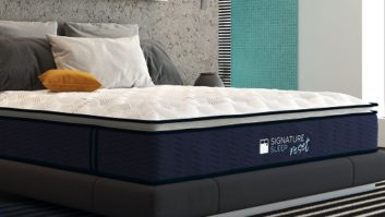 FYI, Signature Sleep's Brand New Reset Mattress Is 20% Off For A Limited Time Only