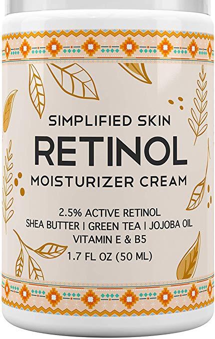 best drugstore retinol moisturizers