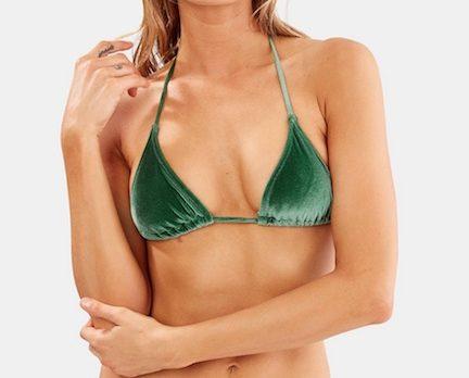 We STILL Can't Get Over The INSANELY Hot String Bikini Shanina Shaik Wore