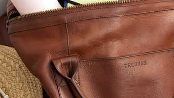 I Finally Found The Perfect Leather Weekender Bag