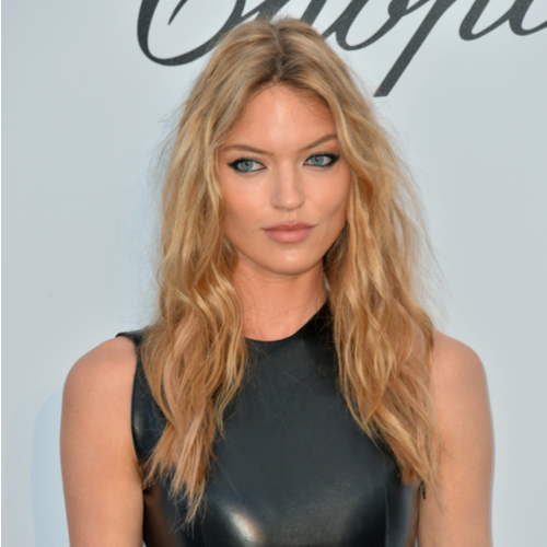 70f97b9898be We Can't Believe Martha Hunt Got Away With Going Pantless On Instagram--Her  Butt Is Hanging Out!