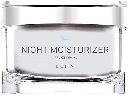 buha night moisturizer